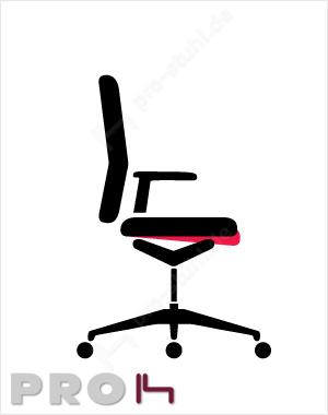 Interstuhl Sitzneigeverstellung