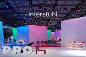 Interstuhl: Bewegung auf der Orgatec 2010