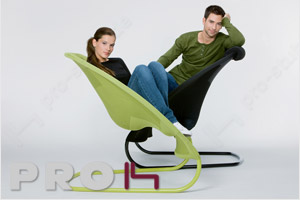 Interstuhl Fit - Individuelles Sitzen