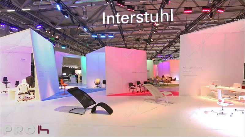 Orgatec 2010, Interstuhl