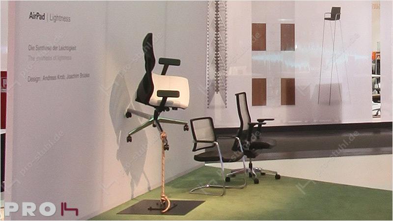Orgatec 2010, Interstuhl AirPad