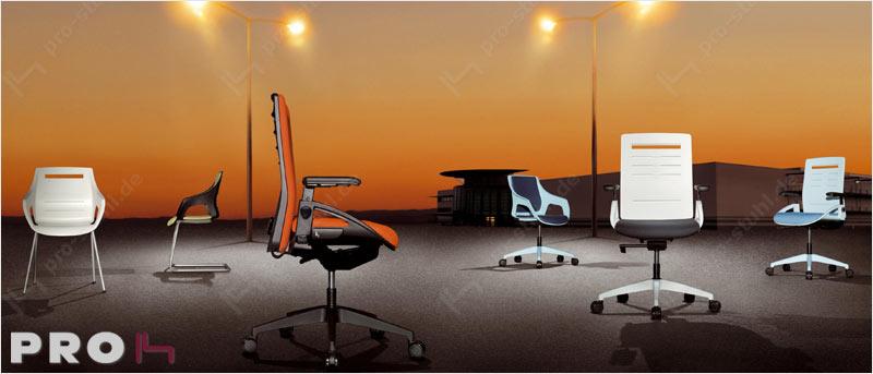 Bürostühle Sputnik